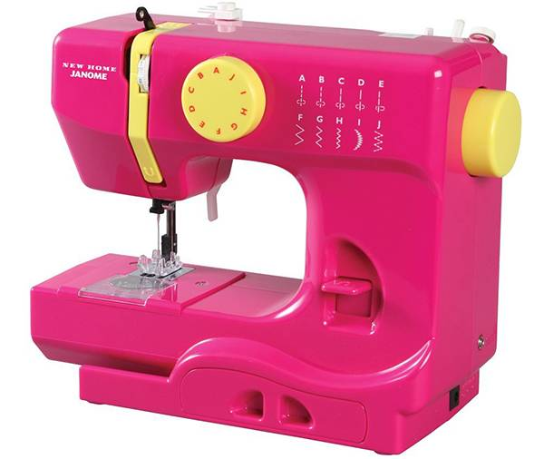 Janome Sew Mini kids sewing machine For Kids