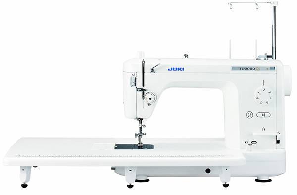 Juki TL-2000Qi heavy duty sewing machine