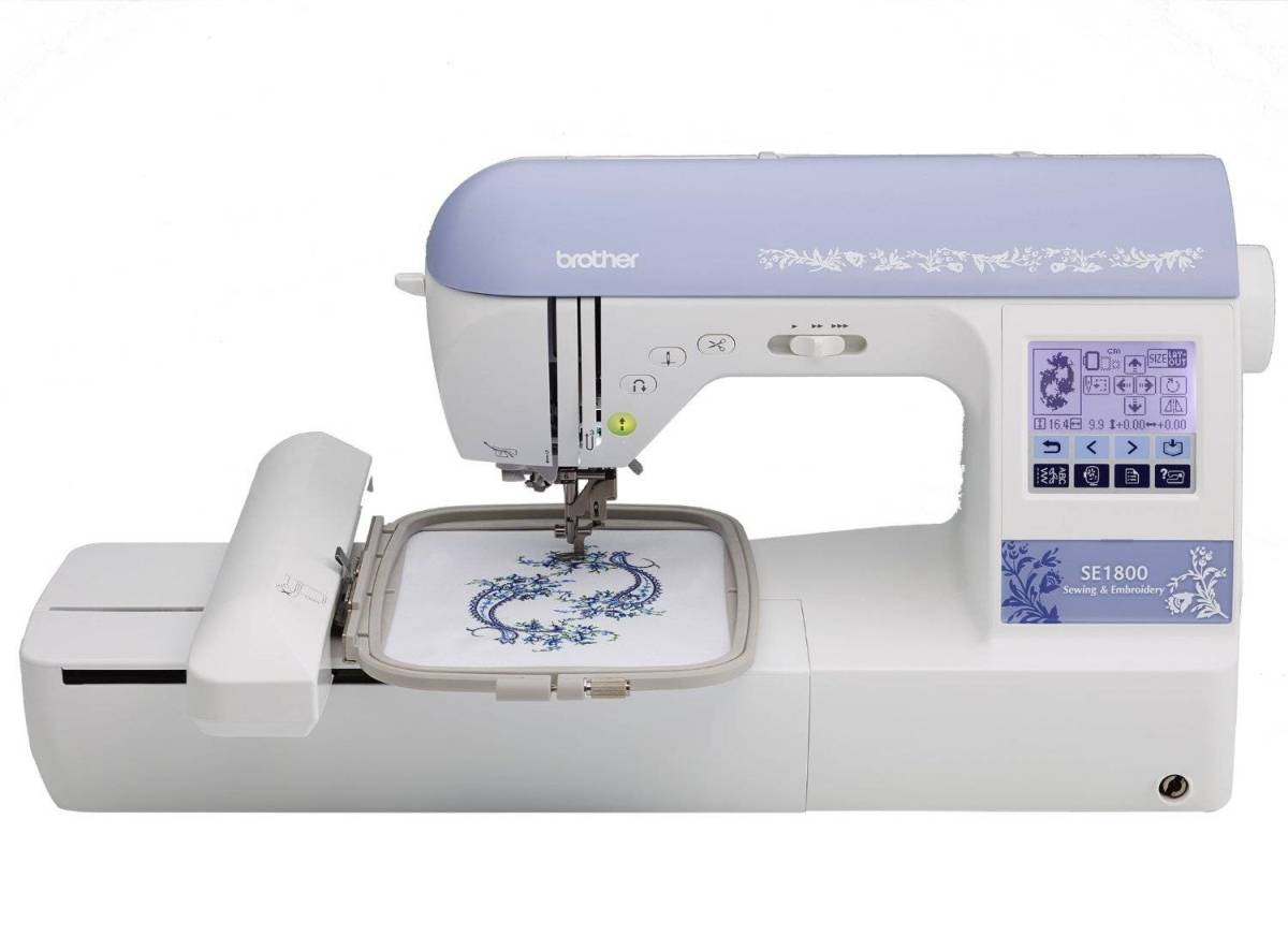 The Best Embroidery Machine For Your Beautiful Designs